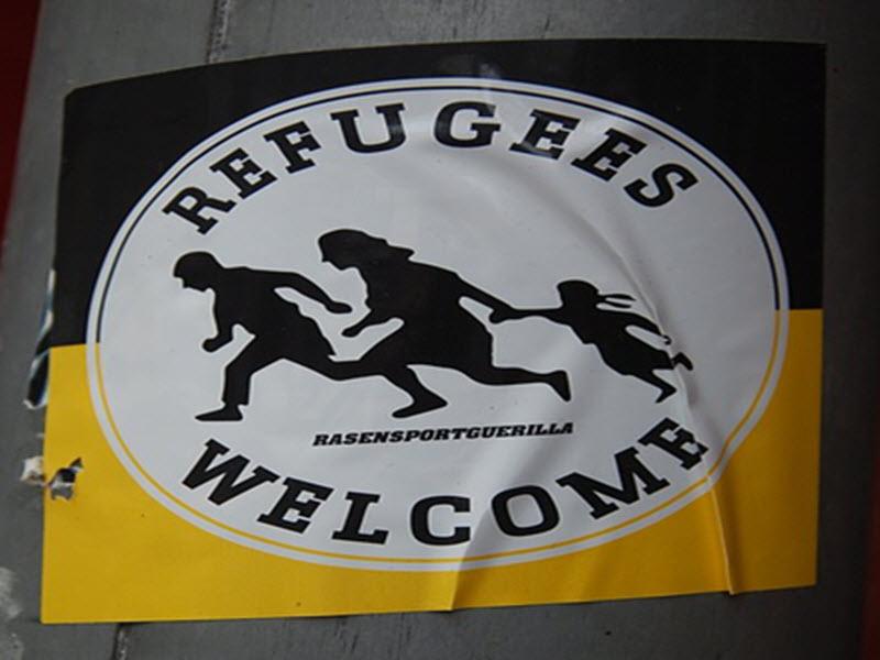 اللاجئون ومساكنهم الجديدة