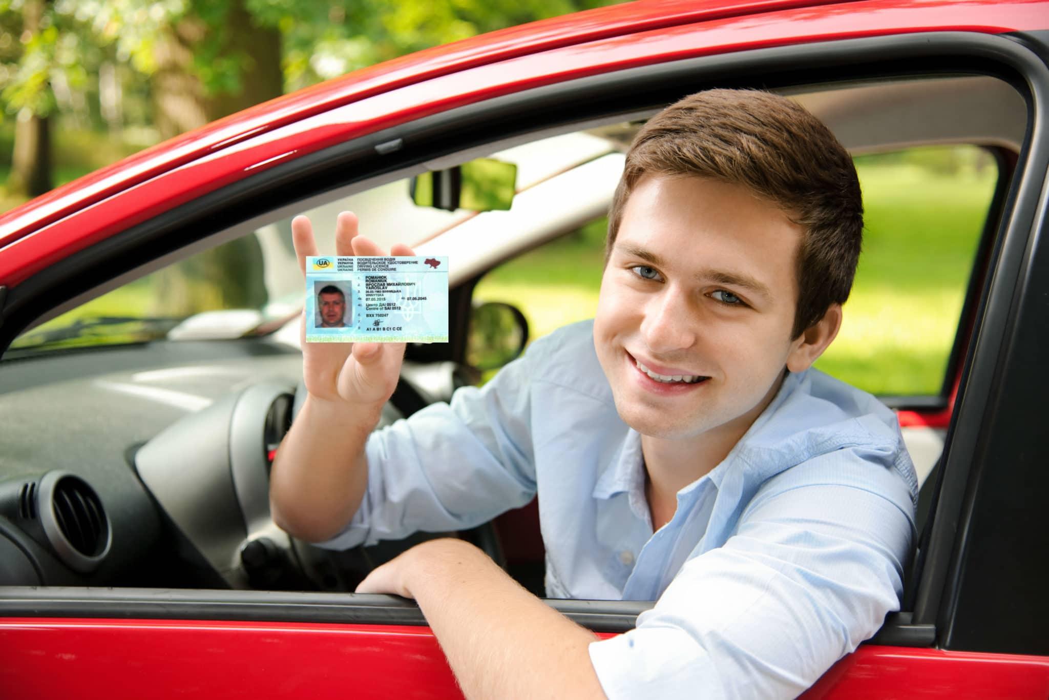 شهادة قيادة السيارات في المانيا