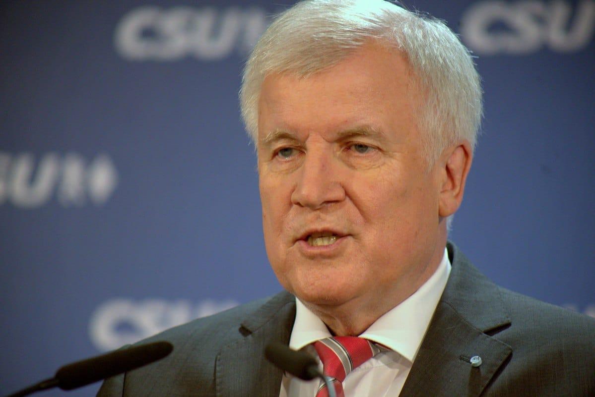 وزير داخلية ألمانيا