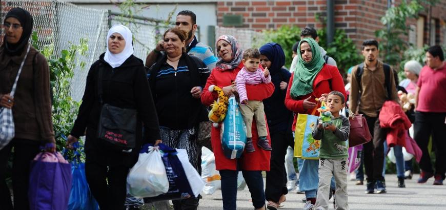 اللاجئيين السوريين في المانيا وقانون يعزز امالهم بلم شمل اسرهم
