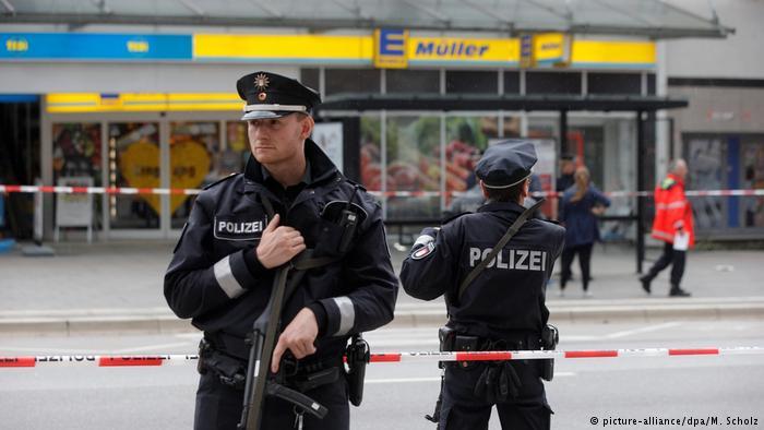 طعن نساء في مدينة ألمانية